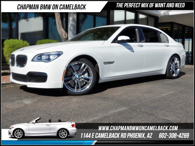 2014 BMW 7-Series 750Li MsptExecutive pkgDriver 12214 miles Black Friday Sales Event at Chapman