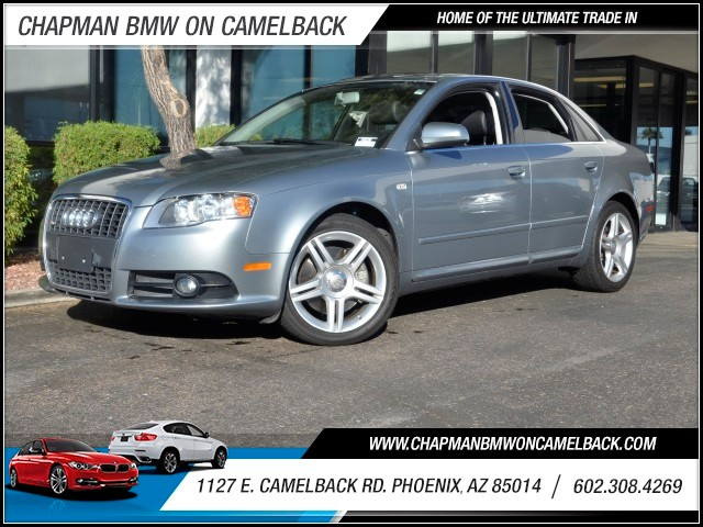 2008 Audi A4 20T 51789 miles 1127 E Camelback BUY WITH CONFIDENCE Chapman BMW is locate