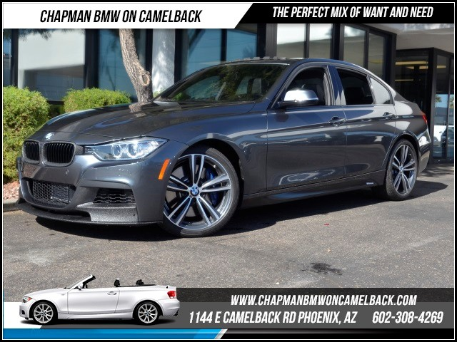 2015 BMW 3-Series Sdn 335i 5607 miles Black Friday Sales Event at Chapman BMW on Camelback in Pho