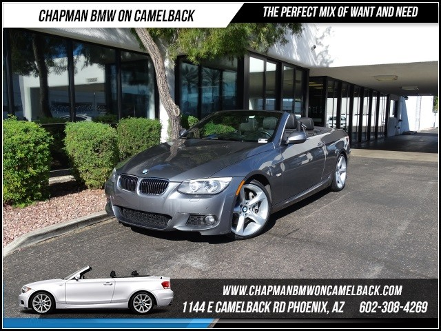 2013 BMW 3-Series Conv 335i 21938 miles Convenience Package Cold Weather Package M Sport Packag