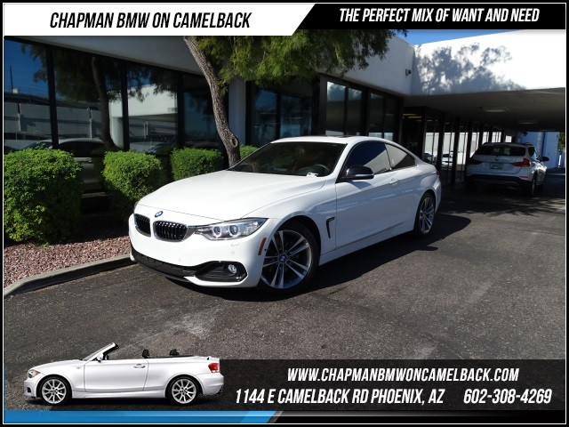 2014 BMW 4-Series 428i 7504 miles Sport Line Premium Package Technology Package Driver Assista