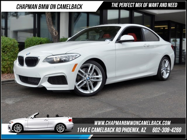2015 BMW 2-Series 228i 608 miles Black Friday Sales Event at Chapman BMW on Camelback in Phoenix