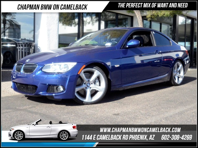 2013 BMW 3-Series 335i 15697 miles M Sport Package Premium Package Wireless data link Bluetooth