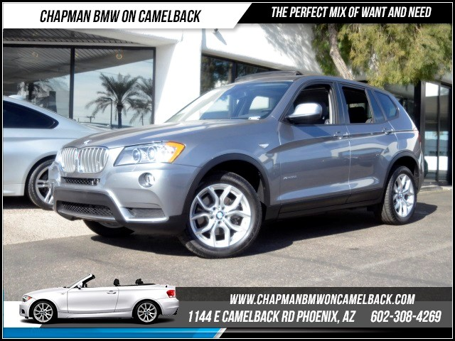 2014 BMW X3 xDrive35i 8892 miles Technology Package Premium Package Cold Weather Package Satel