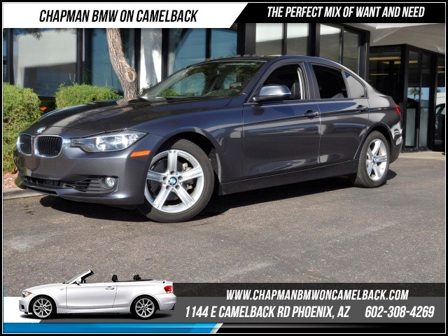 2013 BMW 3-Series Sdn 328i 27956 miles Premium Package Satellite communications BMW Assist Hand