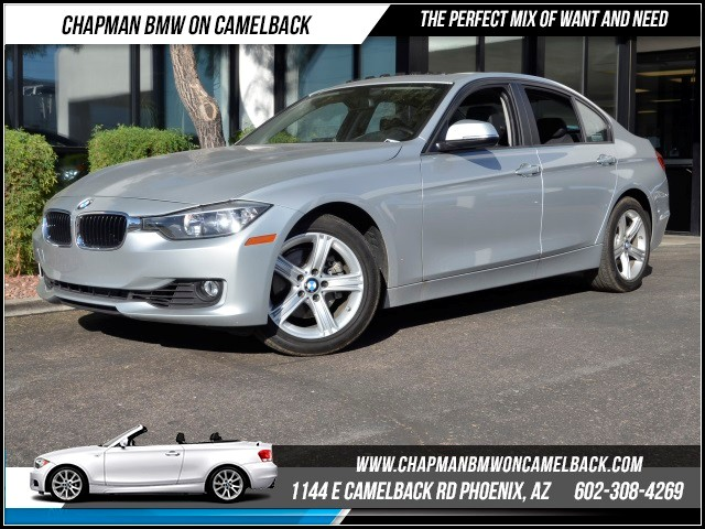 2013 BMW 3-Series 328i 15631 miles Premium Package Satellite communications BMW Assist Hands-fr