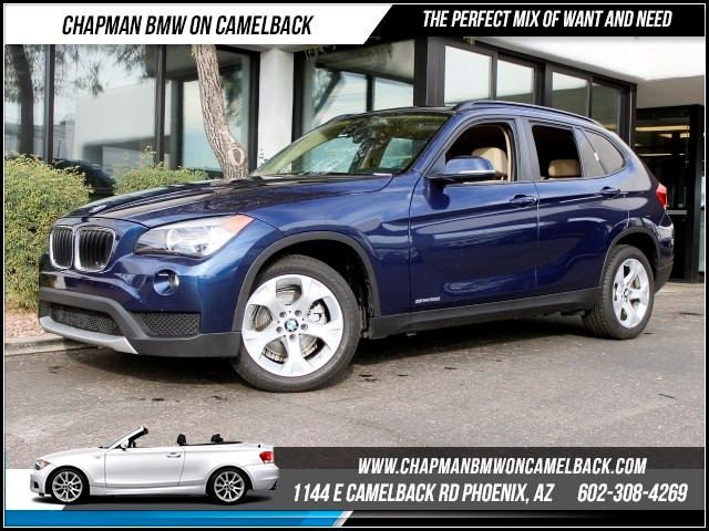 2014 BMW X1 sDrive28i 22596 miles 1144 E Camelback RdChapman BMW on Camelbacks Certified Pre Ow
