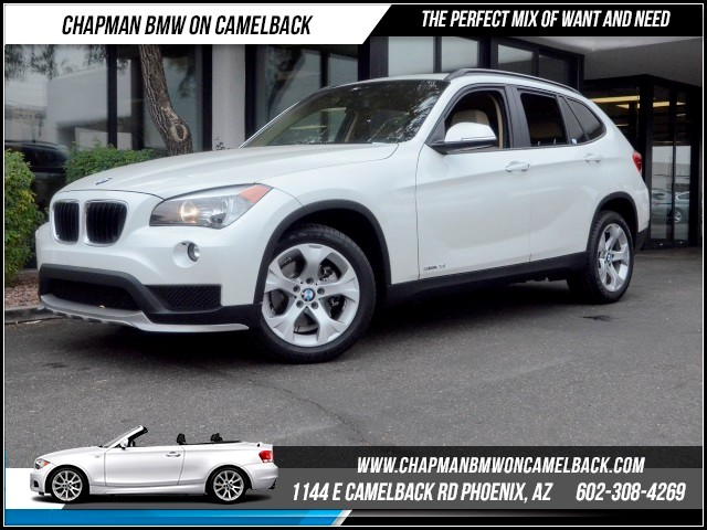 2015 BMW X1 sDrive28i 27249 miles 1144 E Camelback Rd 6023852286Drive for a cure Event onl