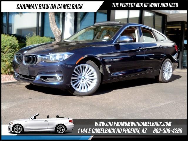 2015 BMW 3-Series GT 328i xDrive LuxPremDriver Assi 12304 miles 1144 E Camelback RdChapman BM