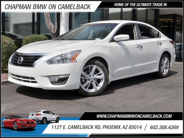 2014 Nissan Altima 25 SV 63164 miles 602 385-2286 1127 E Camelback HOME OF THE ULTIMATE TRA