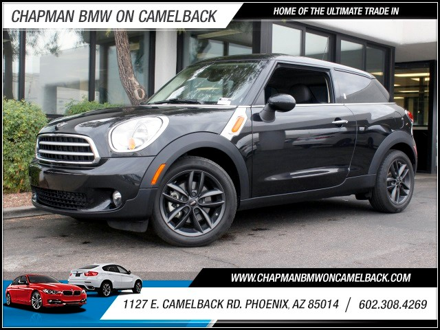 2013 MINI Paceman Cooper 23452 miles 1127 E Camelback BUY WITH CONFIDENCE Chapman BMW is