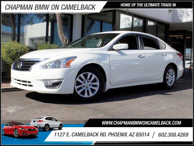 2015 Nissan Altima 25 S 12974 miles 602 385-2286 1127 Camelback TAX SEASON IS HERE Buy the
