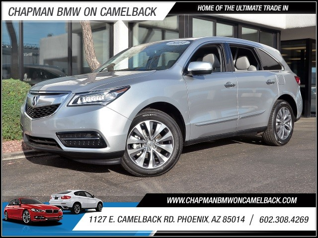 2014 Acura MDX wTech 19872 miles 602 385-2286 1127 Camelback TAX SEASON IS HERE Buy the ca