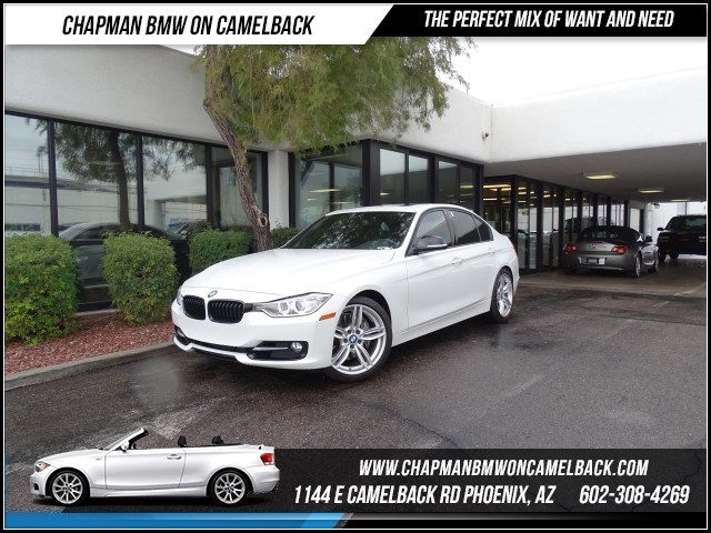 2013 BMW 3-Series Sdn 335i 20617 miles 1144 E Camelback RdChapman BMW on Camelbacks Certified P