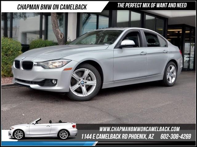 2015 BMW 3-Series Sdn 328i Prem Pkg 5539 miles 1144 E Camelback RdChapman BMW on Camelbacks Cer