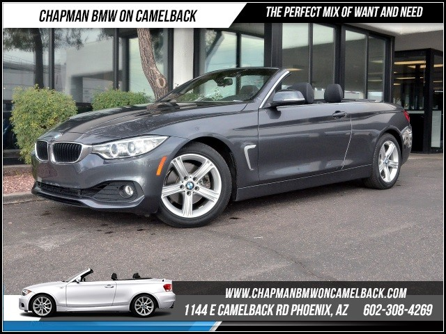 2014 BMW 4-Series 428i Nav 19333 miles Memorial Day Sales Event at Chapman BMW on Camelback in Ph