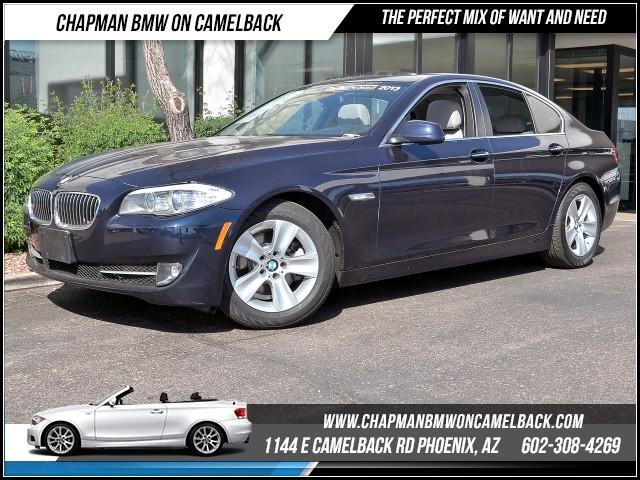 2013 BMW 5-Series 528i Prem Pkg 48966 miles 1144 E Camelback Rd 6023852286Chapman BMW on C