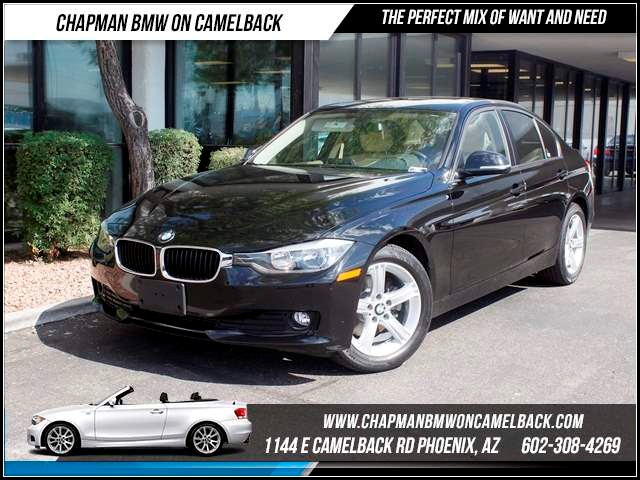 2013 BMW 3-Series Sdn 320i 27716 miles 1144 E Camelback RdChapman BMW on Camelback in PHX has o