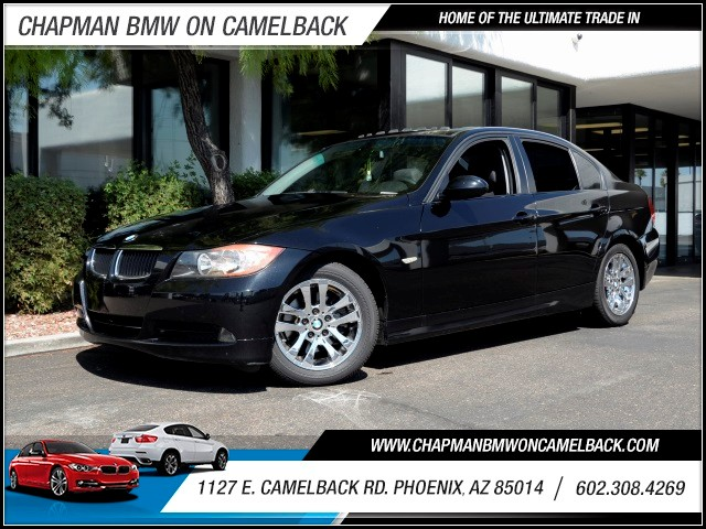 2007 BMW 3-Series Sdn 328i 60997 miles 1127 E Camelback BUY WITH CONFIDENCE Chapman BMW
