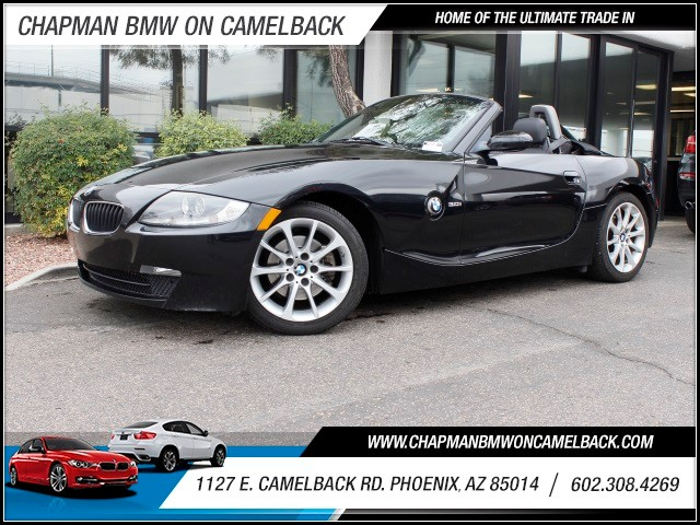 2008 BMW Z4 30i 60654 miles Phone pre-wired for phone Cruise control 2-stage unlocking doors