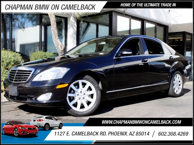 2007 Mercedes S-Class S550 47910 miles 602 385-2286 1127 E Camelback HOME OF THE ULTIMATE TR