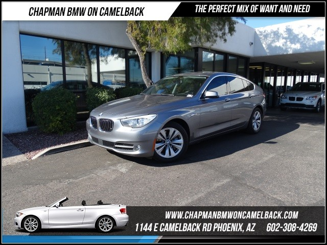 2011 BMW 5-Series 535i Gran Turismo 70694 miles Cold Weather Package Camera Package Premium Sou
