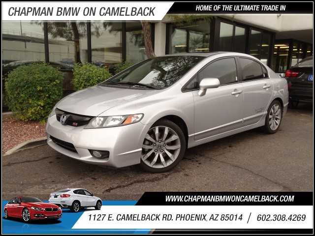 2010 Honda Civic Si 85874 miles 602 385-2286 1127 Camelback TAX SEASON IS HERE Buy the car