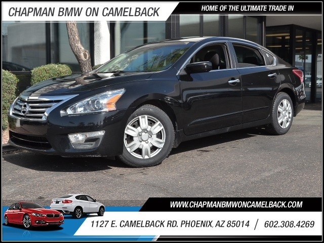 2013 Nissan Altima 25 S 65025 miles 602 385-2286 1127 E Camelback HOME OF THE ULTIMATE TRAD