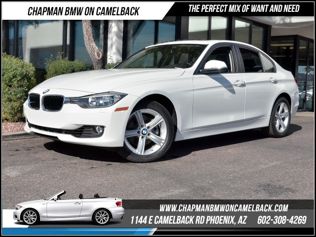 2015 BMW 3-Series Sdn 328i xDrive PremCold Weather Pk 2770 miles 1144 E Camelback RdChapman BM
