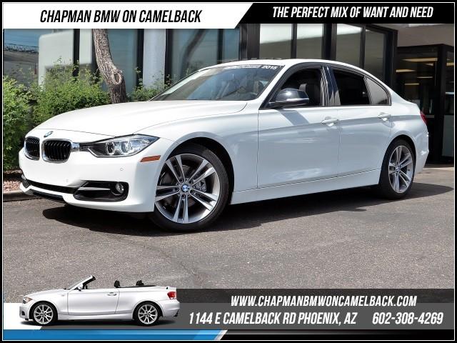 2015 BMW 3-Series Sdn 328i PremSport LineDriver Assi 8732 miles 1144 E Camelback RdChapman BM