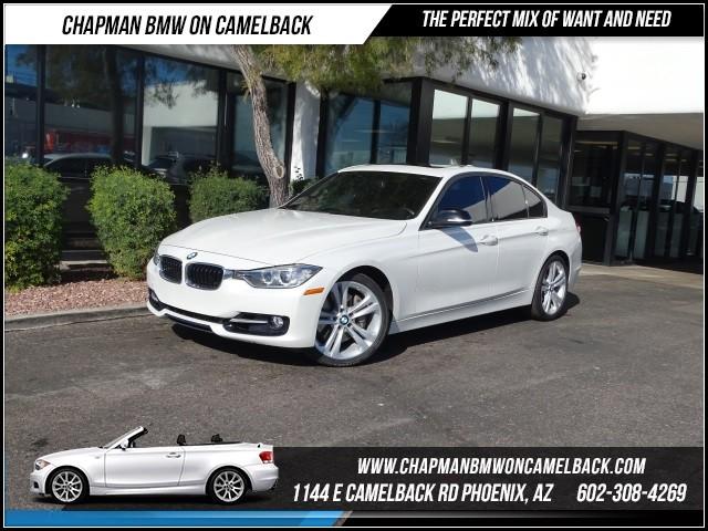 2013 BMW 3-Series Sdn 335i Sport LinePremTech Pkg Na 32105 miles 1144 E Camelback RdChapman B