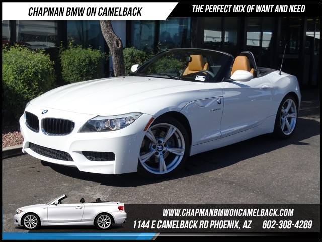 2013 BMW Z4 sDrive28i 45541 miles M Sport Package Comfort Access keyless entry Heated front sea