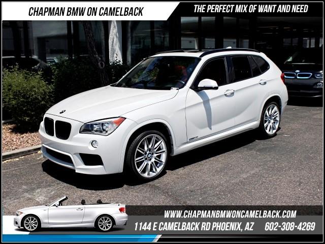 2013 BMW X1 sDrive28i M SportPremLighting 27267 miles 1144 E Camelback Rd 6023852286Driv