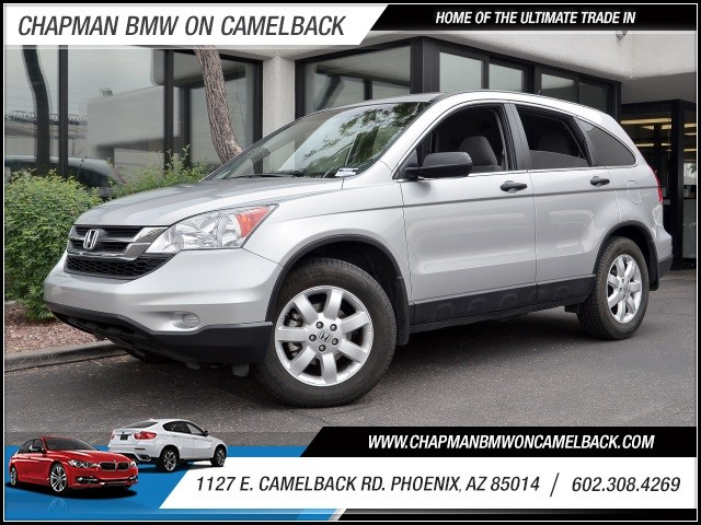 2011 Honda CR-V SE 54651 miles 602 385-2286 1127 E Camelback HOME OF THE ULTIMATE TRADE IN