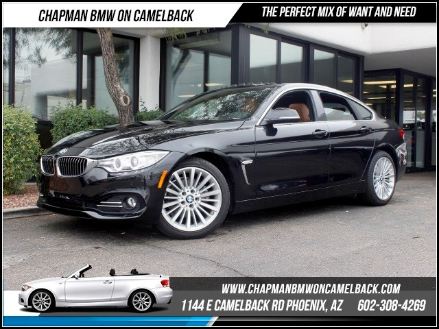 2016 BMW 4-Series 428i Gran Coupe PremNavTechDr 6587 miles 1144 E Camelback RdChapman BMW on
