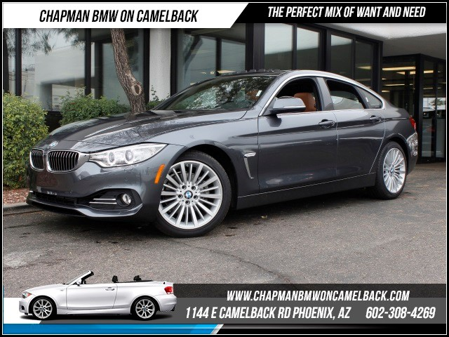 2016 BMW 4-Series 428i Gran Coupe 3435 miles Premium Package Technology Package Driver Assistan