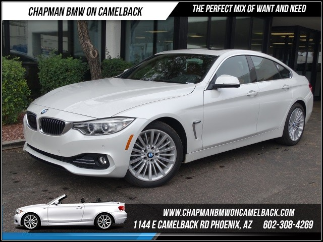 2016 BMW 4-Series 435i Gran Coupe 5647 miles Luxury Package Technology Package Driver Assistanc