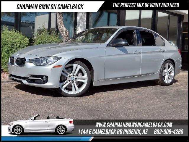 2013 BMW 3-Series Sdn 335i Sport LinePrem Pkg Nav 41386 miles 1144 E Camelback Rd 602385228