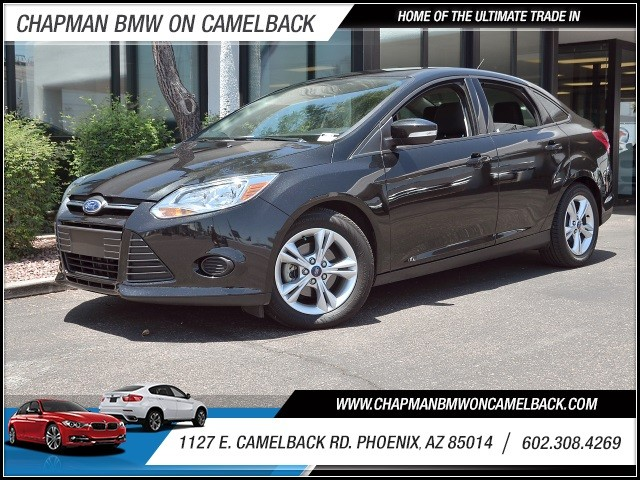 2014 Ford Focus SE 37902 miles Wireless data link Bluetooth Cruise control