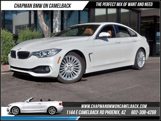2016 BMW 4-Series 428i Gran Coupe 7179 miles Technology Package Premium Package Luxury Package