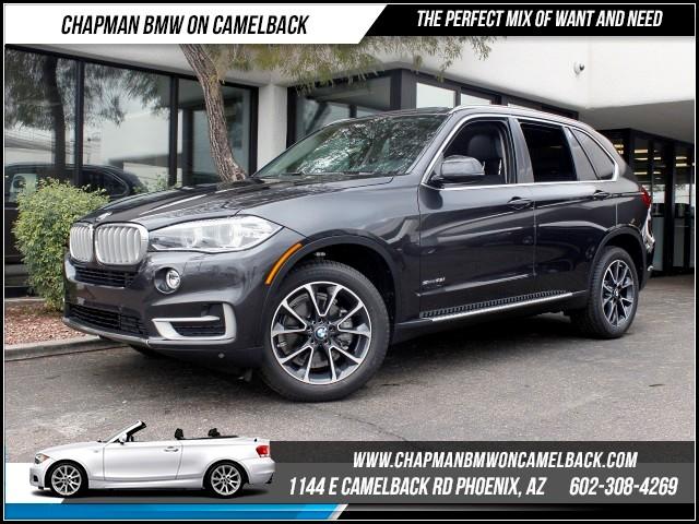 2016 BMW X5 sDrive35i PremXlineNav 3371 miles 1144 E Camelback RdChapman BMW on Camelbacks Ce