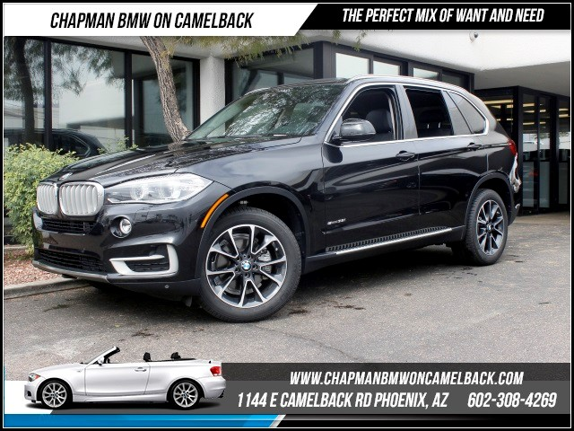 2016 BMW X5 sDrive35i PremCold WeatherNav 3649 miles 1144 E Camelback RdChapman BMW on Camelb