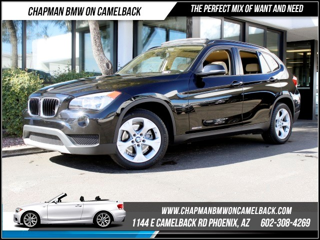 2013 BMW X1 sDrive28i 35512 miles Wireless data link Bluetooth Hands-free communication system