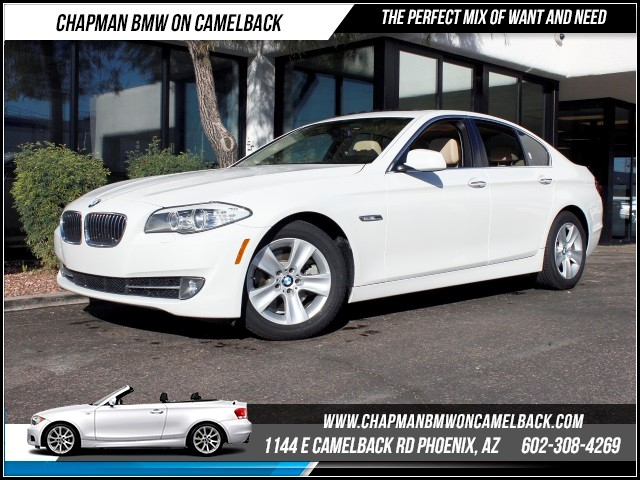 2013 BMW 5-Series 528i 45018 miles 1144 E Camelback RdChapman BMW on Camelbacks Certified Pre O