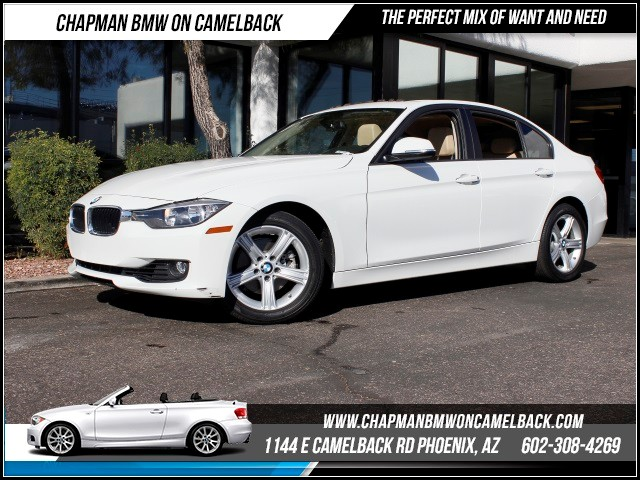 2013 BMW 3-Series Sdn 328i 19374 miles Premium Package Satellite communications BMW Assist Hand