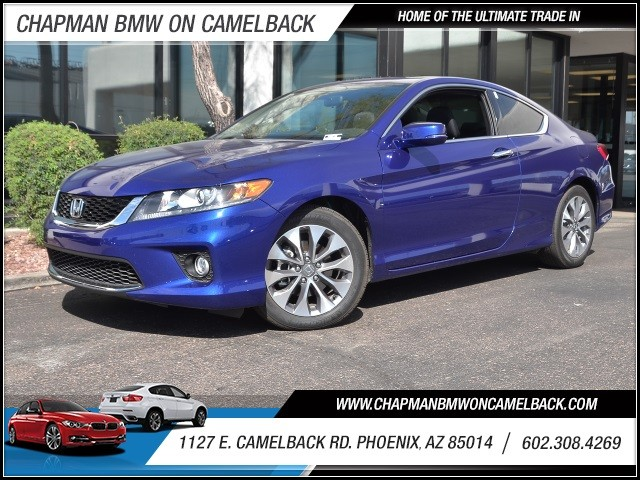 2015 Honda Accord EX 2236 miles 602 385-2286 1127 E Camelback HOME OF THE ULTIMATE TRADE IN