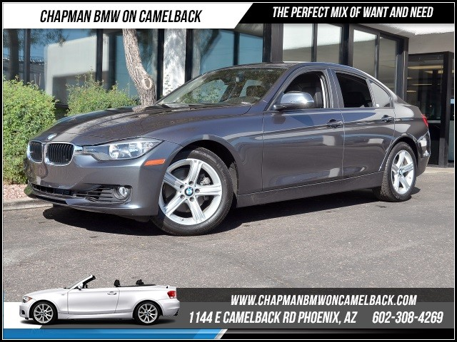 2013 BMW 3-Series Sdn 328i 5341 miles Satellite communications BMW Assist Hands-free communicati