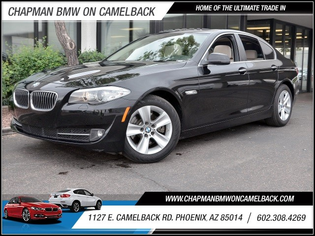 2011 BMW 5-Series 528i 67938 miles 602 385-2286 1127 E Camelback HOME OF THE ULTIMATE TRADE