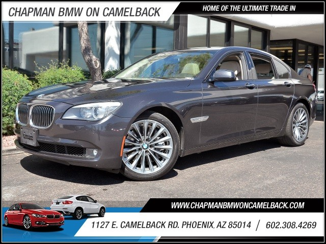 2011 BMW 7-Series 750i 57111 miles 602 385-2286 1127 E Camelback HOME OF THE ULTIMATE TRADE