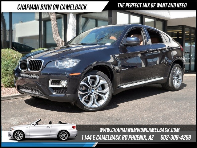 2013 BMW X6 xDrive35i Perf Pkg Prem Pkg Nav 42741 miles 1144 E Camelback Rd 6023852286Why